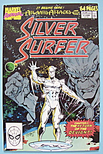 Silver Surfer Comics - 1989 - 64 Page Annual
