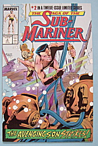 Sub - Mariner Comics - Dec 1988 - Avenging Son (Image1)