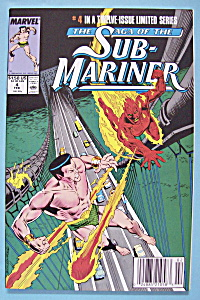 Sub - Mariner Comics - Feb 1989 - A Fire On The Water (Image1)