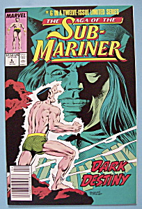 Sub - Mariner Comics - April 1989 - Dark Destiny (Image1)