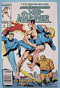 Sub - Mariner Comics - May 1989 - Rage & Remembrance (Image1)