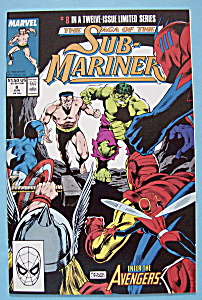 Sub - Mariner Comics - June 1989 - Avengers
