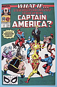 What If Comics - September 1989 - Captain America (Image1)