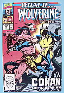 What If Comics - August 1990 - Wolverine (Image1)