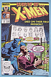 What If Comics - January 1990 - X - Men (Image1)