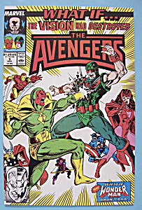 What If Comics - November 1989 - Avengers