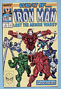 What If Comics - Mid December 1989 - Iron Man