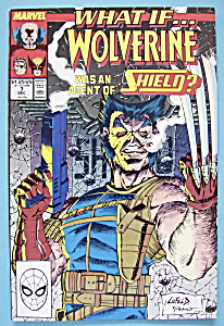 What If Comics - December 1989 - Wolverine (Image1)