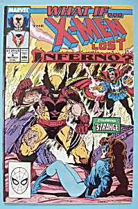 What If Comics - Mid November 1989 - X - Men (Image1)