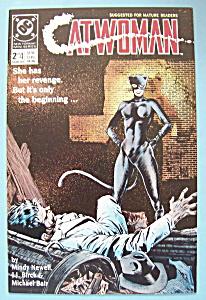 Catwoman Comics - Mar 1989 - Downtown Babylon (Part 2) (Image1)