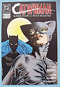 Catwoman Comics - May 1989 - Consecration (Part 4) (Image1)