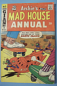 Archie's Mad House Annual - 1967-68 - Wild West Days