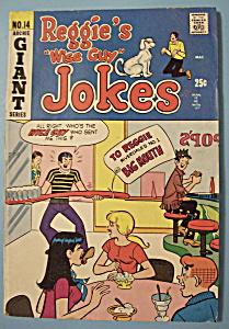Reggie's Jokes Comics - August 1970 - Play Ploy (Image1)