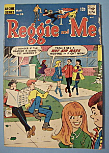 Reggie And Me Comics - March 1968 - Vengeance Is Mine