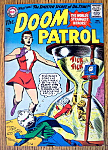 The Doom Patrol Comic #92-december 1964