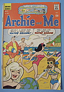 Archie And Me Comics - October 1969 - Rift Raft