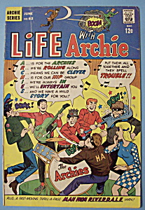 Life With Archie Comics - June 1967 - White Knights