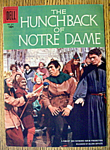 The Hunchback Of Notre Dame #854-1957