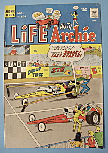 Life With Archie Comics - December 1970 - Get Lost
