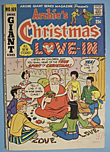 Archie's Christmas Love-in Comics - January 1970