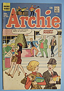Archie Comics - February 1969 - Howling Success