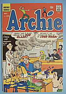 Archie Comics - December 1970 - Honor Bound