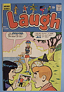 Laugh Comics - December 1970 - The Archies (Image1)
