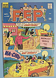 Pep Comics - September 1970 - Some Catch (Image1)