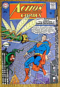 Action Comic #326 - July 1965 (Image1)