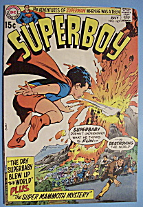 Superboy Comics - July 1970 - Super Baby (Image1)