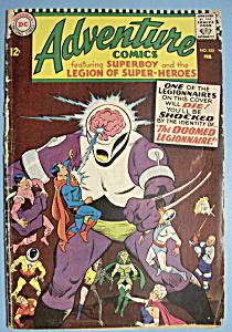 Adventure Comics - Feb 1967 - Legion Of Super-Heroes (Image1)