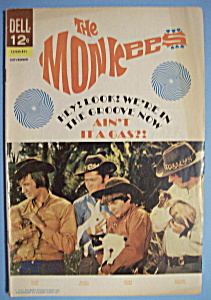 The Monkees Comics - November 1968 - Lonely Way To Fly