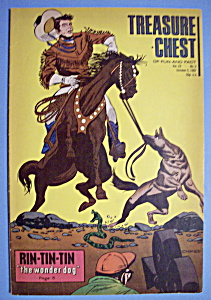 Rin Tin Tin Comics - October 5, 1967 - The Wonder Dog