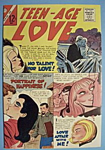 Teen-Age Love Comics - April/May 1966 - A Love Affair (Image1)