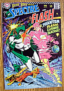 The Spectre & The Flash Comic #72-june-july 1967