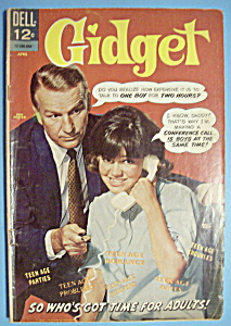 Gidget Comics - April 1966 - Parents Can Be Problems