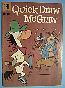 Quick Draw Mcgraw Comics - April/june 1960
