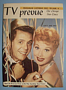Dec 29-jan 4, 1957 - Lucy And Desi