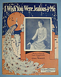 1926 I Wish You Were Jealous Of Me-Grace Aldrich Cover (Image1)
