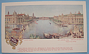 Grand Lagoon Postcard (1905 Lewis & Clark Expo) (Image1)
