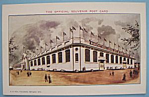 Manufacturers & Liberal Arts Postcard (Lewis & Clark) (Image1)
