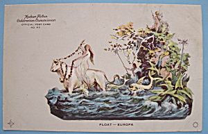 1909 Hudson Fulton Celebration Postcard