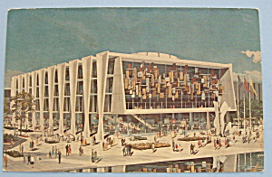 Hall of Education Postcard (1939 New York World's Fair) (Image1)