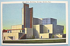 Postcard Of Dairy Building (Century Of Progress) (Image1)