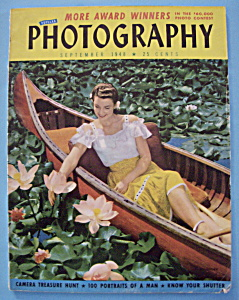 Popular Photography Magazine - September 1948