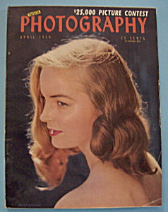 Popular Photography Magazine - April 1950