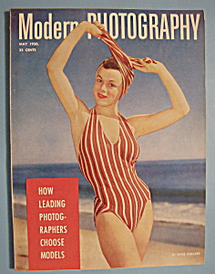 Modern Photography Magazine - May 1950