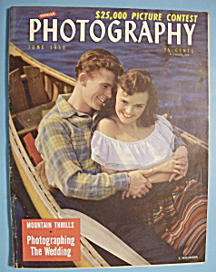Popular Photography Magazine - June 1950