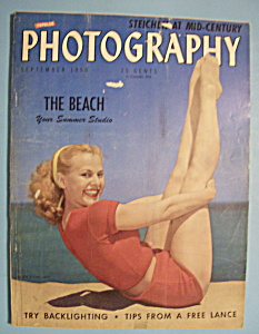 Popular Photography Magazine - September 1950