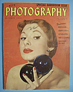 Popular Photography Magazine - October 1950